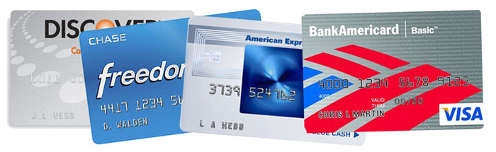 The top cash back credit cards for earning back cash on your everyday