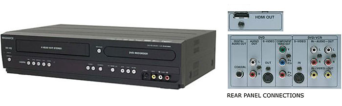 magnavox vcr dvd combo manual how to and user guide instructions u2022 rh taxibermuda co Magnavox DVD VCR Combo Manual Magnavox DVD VCR Combo Manual