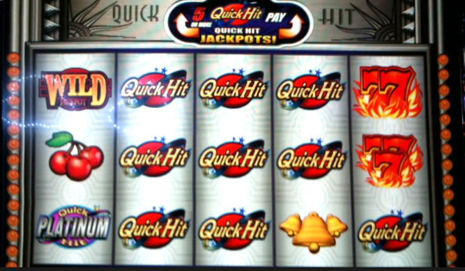 Quick hits slot machine for sale port gamble stores