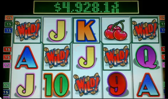 Secrets to winning big on slot machines new internet gambling bill